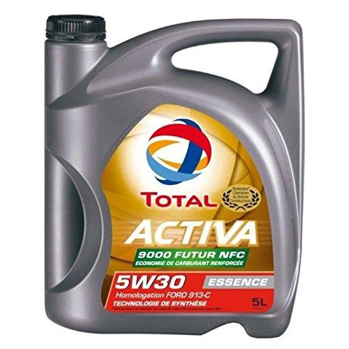 Preisvergleich Produktbild TOTAL Huile Auto Activa 9000 Essence 5W30 5L