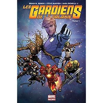 LES GARDIENS DE LA GALAXIE MARVEL NOW T01