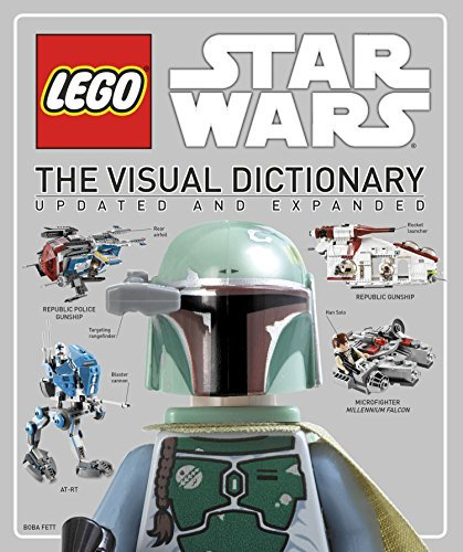 [LEGO Star Wars: The Visual Dictionary: Updated and Expanded (Library Edition)] [By: Beecroft, Simon] [May, 2014]