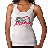 Cowboy Bepop Edward Radical Tech Support Women's Vest