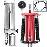 Werkstattpresse Satz 50 T Hydraulikpumpe Pneumatisch Hydraulikzylinder SN50PH