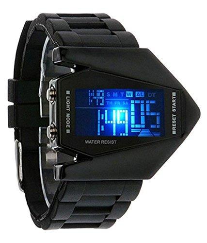 capture fashion Digital Black Dial Boy's Watch -26162