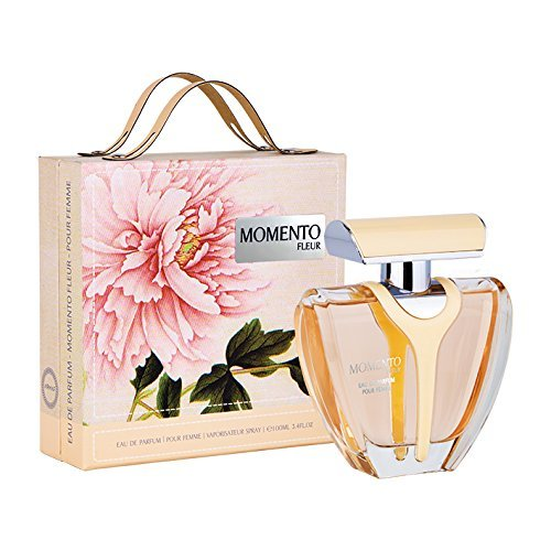 Armaf Momento Fleur by Eau De Parfum Spray 3.4 oz / 100 ML (Women)