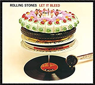 Let It Bleed - Edition remasterisée by The Rolling Stones (B00006RT52) | Amazon price tracker / tracking, Amazon price history charts, Amazon price watches, Amazon price drop alerts