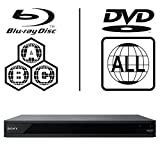 Sony UBP-X800 UHD Blu-ray Player Multiregion Blu-Ray & DVD. Code Free Blu-ray Player for All Zone playback