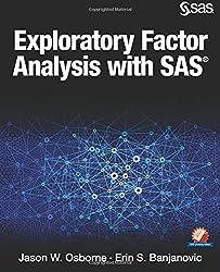 Exploratory Factor Analysis with SAS