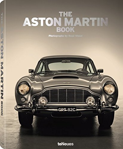 The Aston Martin Book par Paolo Tumminelli