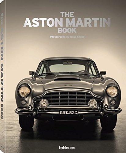 The Aston Martin Book par Paolo Tumminelli