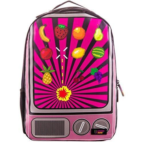 646dcc9beb Prezzo Urban junk 'fruitpan' studente zaino - con il computer portatile  tasca. Caratteristiche ed informazioni su urban junk ' ...