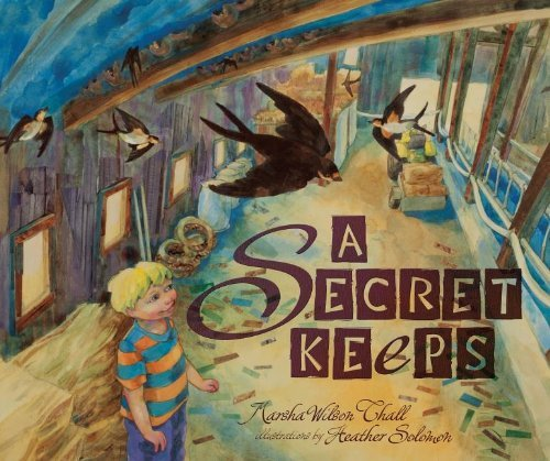 A Secret Keeps by Marsha Wilson Chall (2012-04-01)