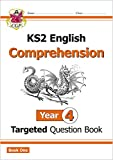 KS2 English Targeted Question Book: Year 4 Comprehension - Book 1 (CGP KS2 English)