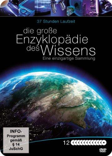 Die große Enzyklopädie des Wissens - Metallbox [12 DVDs] Enzyklopädie Des Dokumentarfilms