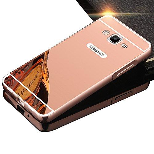 Cover per Samsung Galaxy J3 (2016), Sunroyal® Ultrasottile Acrilico Copertura
