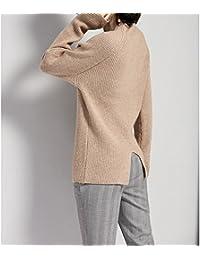 Amazon.it  Maglioni Cachemire Donna  Abbigliamento be366aebe070