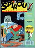 Spirou n° 2695 - 06/12/1989 - Labyrdingue : testez votre patience/Explorez l'Europe des cadeaux/Complétez votre collection gratuite Gaston Lagaffe