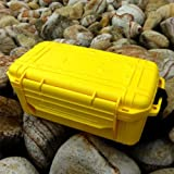 73002-Y Outdoor Dry Box wasserdicht ABS Kunststoff Camping Survival