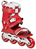 Powerslide Doop Classic Inline Skates rot rot, 43-49