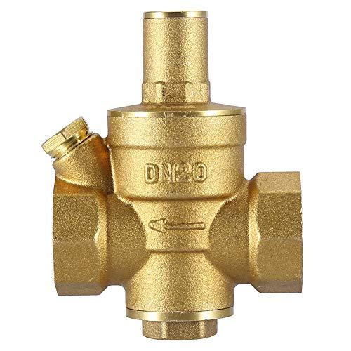 """Wasserdruckreduzierventil, DN20 3/4""""einstellbares Wasserdruckreduzierregelventil 1.6MPa"""
