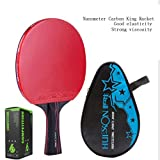 Racchetta per ping-pong professionale