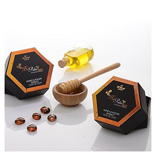 OLIVOS Honey/Pollen Extract Savon 150 g