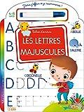 J'écris, j'efface et je recommence: Les lettres majuscules - Dès 4 ans...