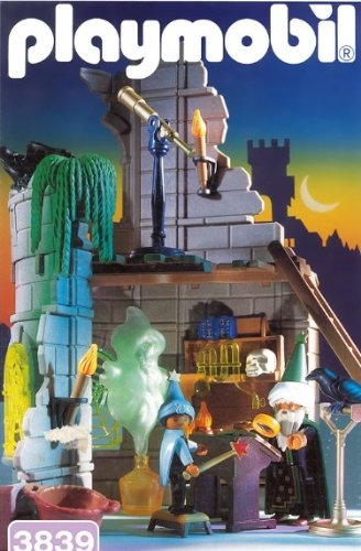 PLAYMOBIL® 3839 Magier Werkstatt