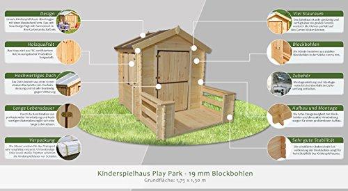 Steiner Kinder-Spielhaus Play Park - 3