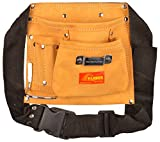 GLOBUS Leather Tool Apron- (8.5 x 9 inch...