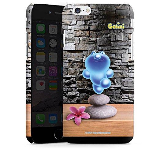 Apple iPhone X Silikon Hülle Case Schutzhülle Gelini Gummibärchen Steine Premium Case matt