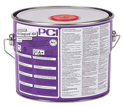 PCI GISOGRUND 404 Spezial Haftgrundierung 5 Liter - innen & außen | Gebrauchsfertig | Lösemittelfrei | Wasserverdünnbar