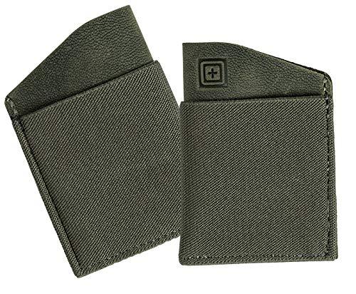 5.11 Tactical Series Excursion Card Wallet Porta carte di credito, 12 cm, Ranger Green (Verde) - 511-56465-186