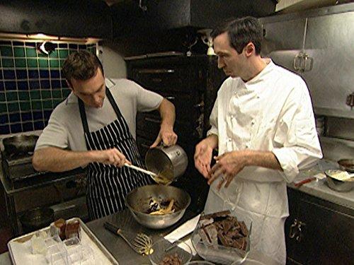 Park Avenue Café - New York Executive Chef-serie