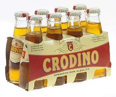 Crodino alkoholfreier Aperitif 8 x 10 cl - Original Italien