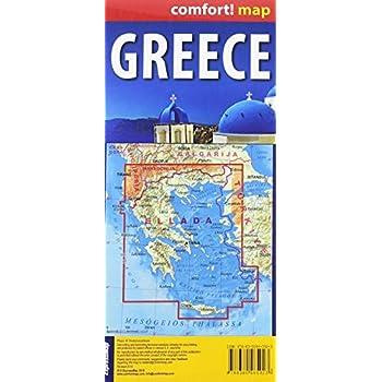 Greece : 1/750 000