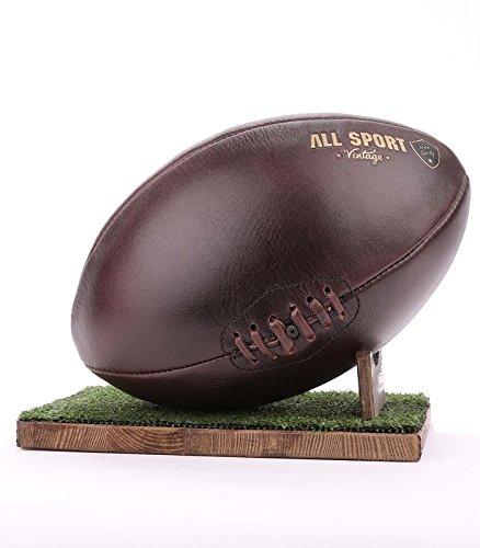 All Sport Vintage - Balón de rugby