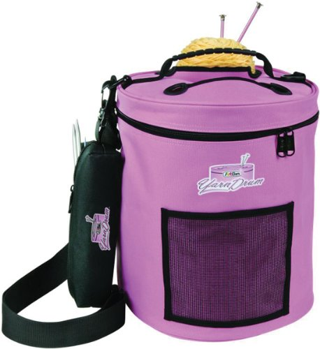 ArtBin Yarn Drum 30,5 cm rund X 12–3/10,2 cm high-pink