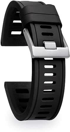 isofrane - Cinturino in gomma per orologi sportivi e subacquei
