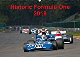 Historic Formula One 2018 (Wandkalender 2018 DIN A2 quer): Szenen aus der FIA Historic Formula One Championship (Monatskalender, 14 Seiten ) (CALVENDO Sport) [Kalender] [Apr 01, 2017] Faber, Markus