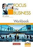 Focus on Business - Nordrhein-Westfalen: B1/B2 - Workbook mit Lösungsschlüssel und CD