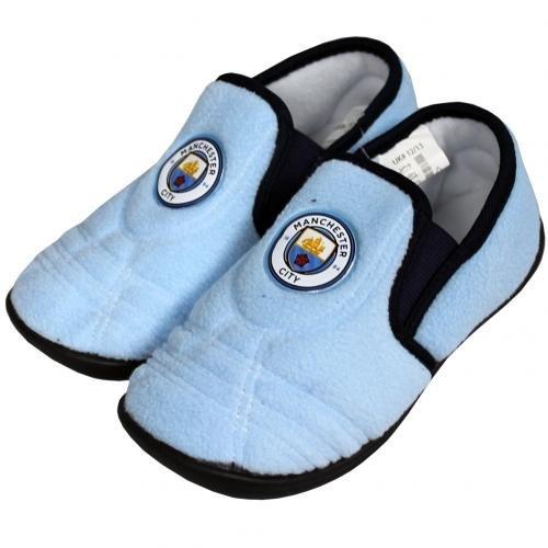 Manchester City F.C. Chaussons Junior 3/4 officiel