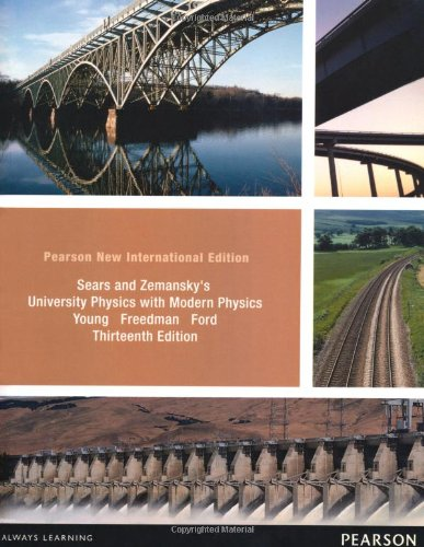 University Physics with Modern Physics Technology Update, Volume 2 (Chs.21-37): Pearson New International Edition