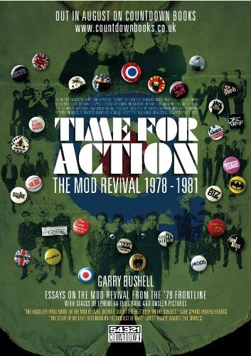 Time for Action by Garry Bushell (2012-12-01)