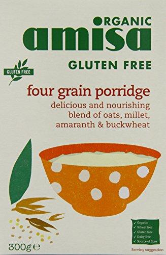 Amisa-Organic-Gluten-Free-Four-Grain-Porridge-300-g-Pack-of-3