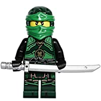 LEGO Ninjago Minifigur Llloyd Hands of Time with Katana (Sword) NEW 2017