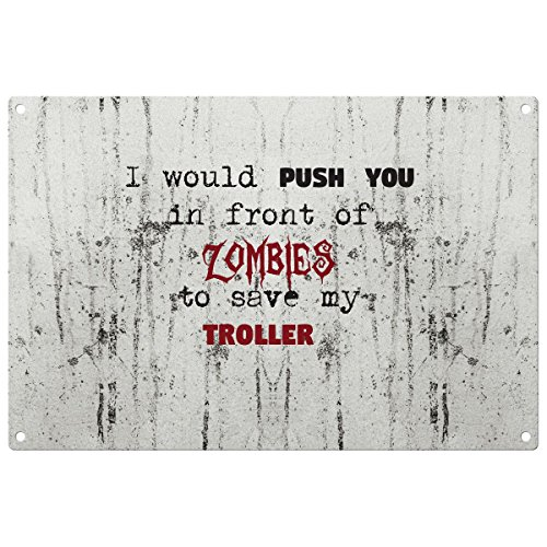 save-my-troller-from-the-zombies-vintage-decorative-wall-plaque-ready-to-hang