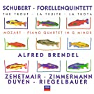 Schubert: Forellenquintett / Mozart: Piano Quartet in G minor