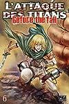 L'Attaque des Titans - Before the Fall Edition simple Tome 6