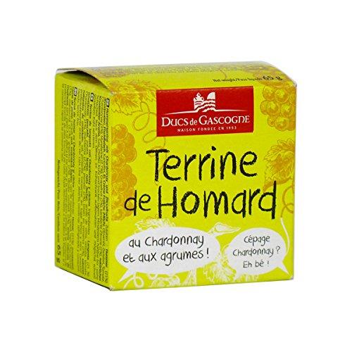 Ducs de Gascogne - Terrine de Homard au Chardonnay et aux agrumes 65g
