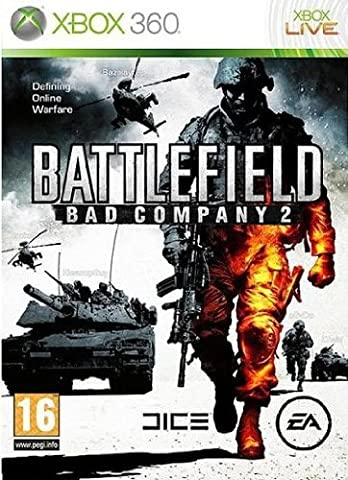 Electronic Arts - DGI07606752 - XBOX Battlefield Bad Company