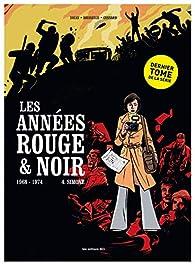 Les années rouge et noir, tome 4 : Simone par Pierre Boisserie